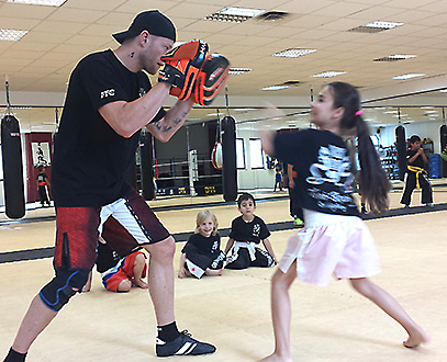 Kickboxen_Kindertraining_FightClub_Ludwigsburg_8